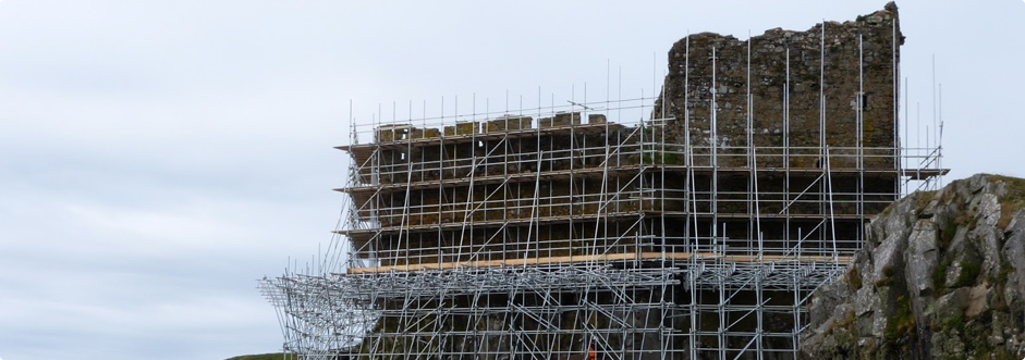 Listed Building Scaffolding Services